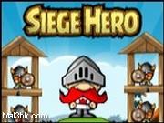 العاب بطل الحصار siege hero 2015 - لعبة بطل الحصار siege hero 2016