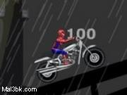 العاب دراجات سبايدرمان الجزء الثاني 2015 - لعبة دراجات سبايدرمان الجزء الثاني 2016