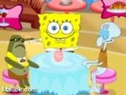 العاب مطعم سبونج بوب تحت الماء 2015 - لعبة مطعم سبونج بوب تحت الماء 2016