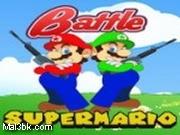 العاب معركة سوبر ماريو 2015 - لعبة معركة سوبر ماريو 2016