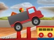 العاب شاحنة نقل ال 2015 - لعبة شاحنة نقل ال 2016