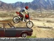 العاب دباب القفز فوق السيارات القديمة 2015 - لعبة دباب القفز فوق السيارات القديمة 2016