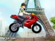 العاب دراجات باريس 2015 - لعبة دراجات باريس 2016