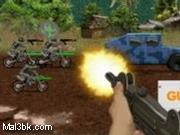 العاب الدفاع عن سيارة الجيش 2015 - لعبة الدفاع عن سيارة الجيش 2016