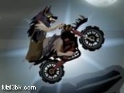 العاب دراجة الذئب النارية 2015 - لعبة دراجة الذئب النارية 2016