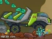 العاب شاحنة الكائنات الفضائية 2015 - لعبة شاحنة الكائنات الفضائية 2016
