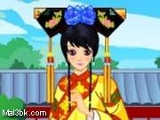 العاب تلبيس ازياء الاميرة الصينية 2015 - لعبة تلبيس ازياء الاميرة الصينية 2016