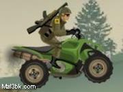 العاب دراجة الجيش الامريكي النارية 2015 - لعبة دراجة الجيش الامريكي النارية 2016