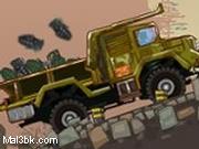 العاب شاحنة نقل ذخيرة الجيش 2015 - لعبة شاحنة نقل ذخيرة الجيش 2016