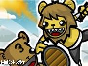 العاب الدببة البربرية 2015 - لعبة الدببة البربرية 2016