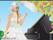 العاب تلبيس العروسة الجميلة 2015 - لعبة تلبيس العروسة الجميلة 2016