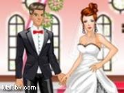 العاب تلبيس العروسة و العريس الجديدة 2015 - لعبة تلبيس العروسة و العريس الجديدة 2016