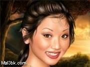 العاب مكياج الممثلة الصينية بريندا سونغ 2015 - لعبة مكياج الممثلة الصينية بريندا سونغ 2016