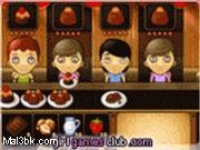 العاب مطعم الشوكولاته و الحلويات 2015 - لعبة مطعم الشوكولاته و الحلويات 2016