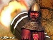 العاب تدمير القلعة بالمدفع 2015 - لعبة تدمير القلعة بالمدفع 2016