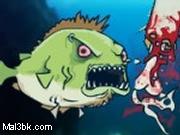 العاب السمكة المتوحشة 2015 - لعبة السمكة المتوحشة 2016