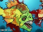 العاب السمكة المتوحشة الجزء الرابع 2015 - لعبة السمكة المتوحشة الجزء الرابع 2016