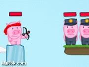 العاب قنص الخنازير 2015 - لعبة قنص الخنازير 2016