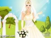 العاب تلبيس العروسة الفاتنة 2015 - لعبة تلبيس العروسة الفاتنة 2016