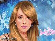 العاب مكياج هيلاري دوف الجزء الثالث 2015 - لعبة مكياج هيلاري دوف الجزء الثالث 2016