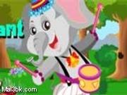 العاب تلبيس الفيل 2015 - لعبة تلبيس الفيل 2016