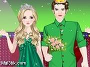 العاب تلبيس ملك و ملكة الحب 2019 - لعبة تلبيس ملك و ملكة الحب 2020