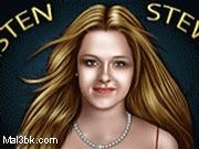 العاب مكياج كريستين ستيوارت الجزء الثالث 2015 - لعبة مكياج كريستين ستيوارت الجزء الثالث 2016