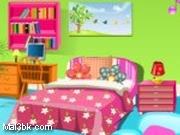 العاب ترتيب غرفة الفتيات الجميلة 2015 - لعبة ترتيب غرفة الفتيات الجميلة 2016
