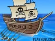 العاب سباق سفن القراصنة 2015 - لعبة سباق سفن القراصنة 2016