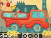 العاب شاحنة البيتزا 2015 - لعبة شاحنة البيتزا 2016