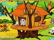 العاب ترتيب بيت الشجرة الجزء الثاني 2015 - لعبة ترتيب بيت الشجرة الجزء الثاني 2016
