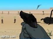 العاب حرب الصحراء الجزء الثالث 2015 - لعبة حرب الصحراء الجزء الثالث 2016