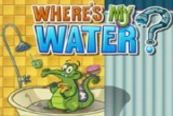 لعبة التمساح والماء 2013